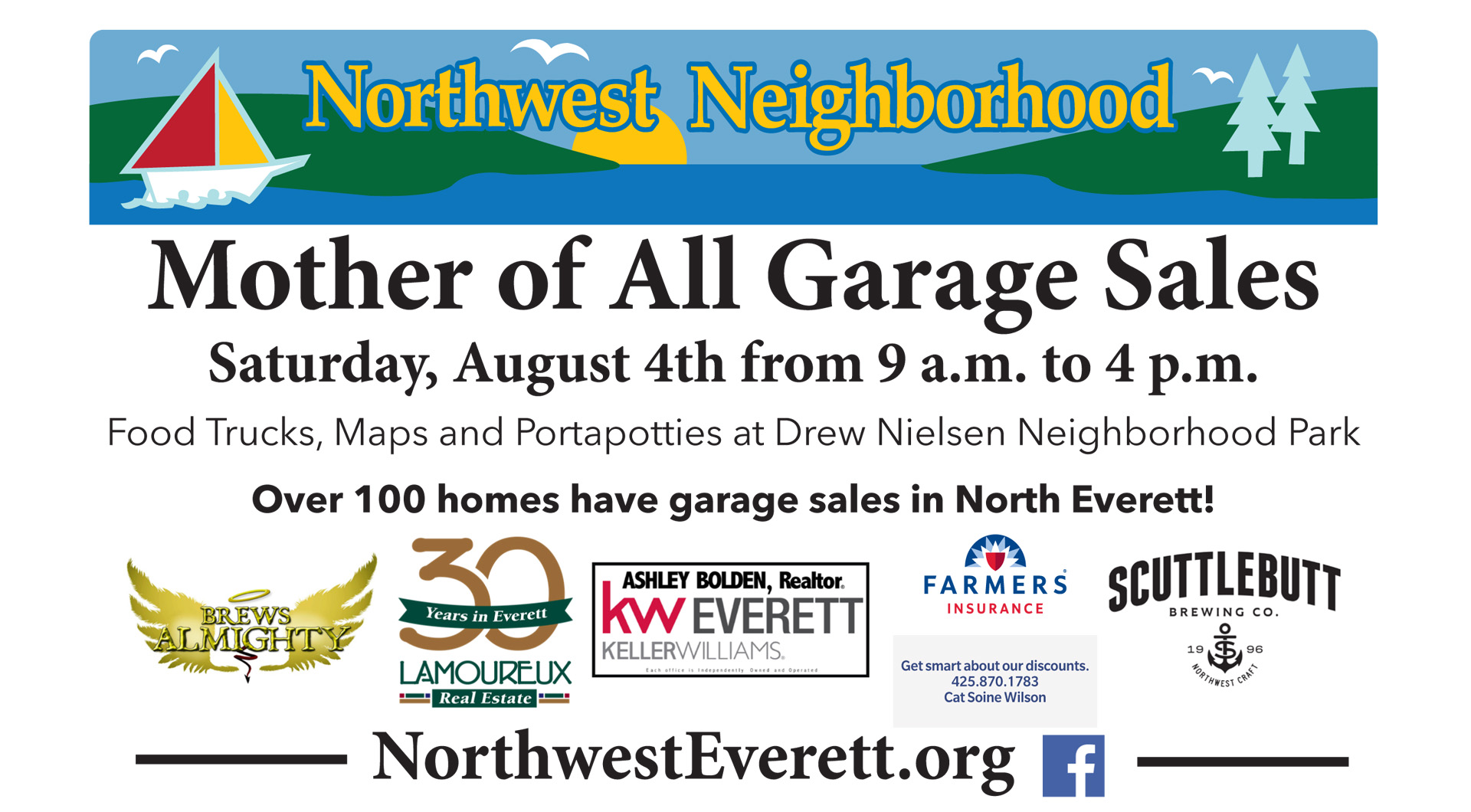 M.O.A.G.S. – Everett NW Neighborhood ociation on youth garage sale, drunk garage sale, cute garage sale, teen garage sale,